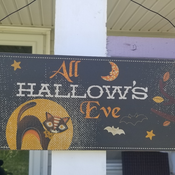 Other - 🐾 All Hallow's Eve Wall Decor🌙